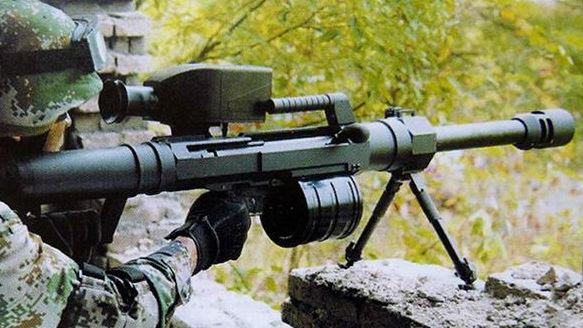 每秒打5发!美媒称中国榴弹发射器可与西方产品激烈竞争
