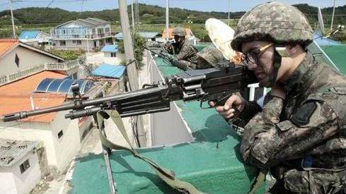 韩军叫停官兵拔草扫雪劳动 新兵种征召无人机操作员