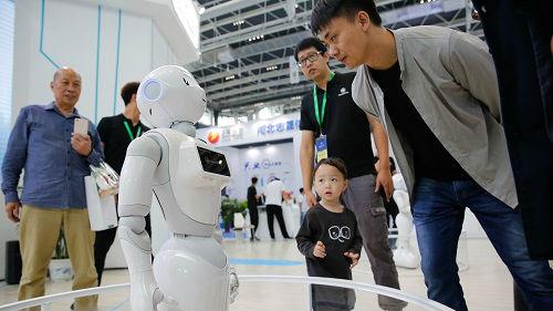 机器人成中国工业革命切入点 外媒:中国或有望领先世界