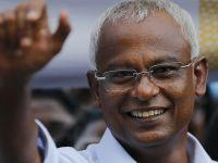 马尔代夫反对党赢得大选 萨利赫击败现任总统亚明