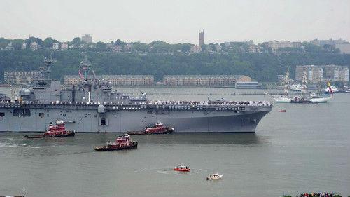 美方称美军舰访港申请遭拒 中国外交部回应