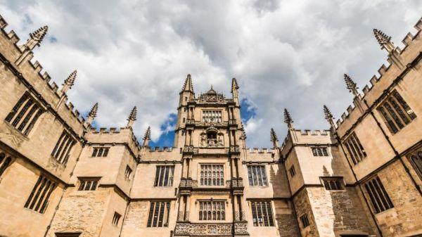 牛津大学图书馆