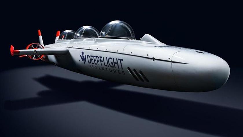 """全球""""爆款""""豪华游艇:360度全景观赏海底世界"""
