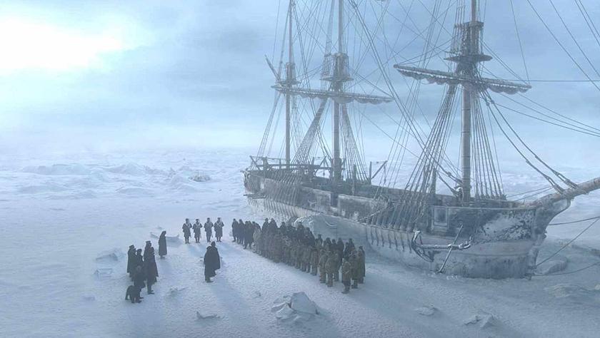 西媒讲述人类在极寒地区求生故事:为活下去吃同伴
