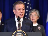 文在寅说朝鲜弃核决心已不可逆转