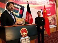 阿富汗政府高度赞扬中国的支持和帮助