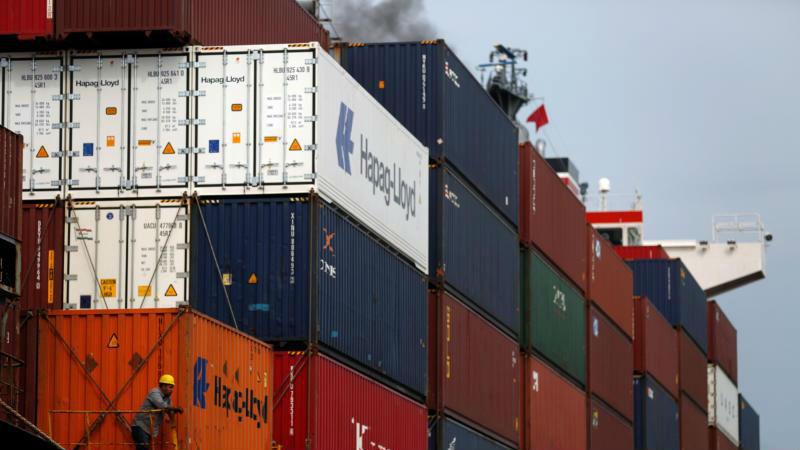 新媒:美国贸易逆差逼近历史高位 贸易战开始拖累美经济