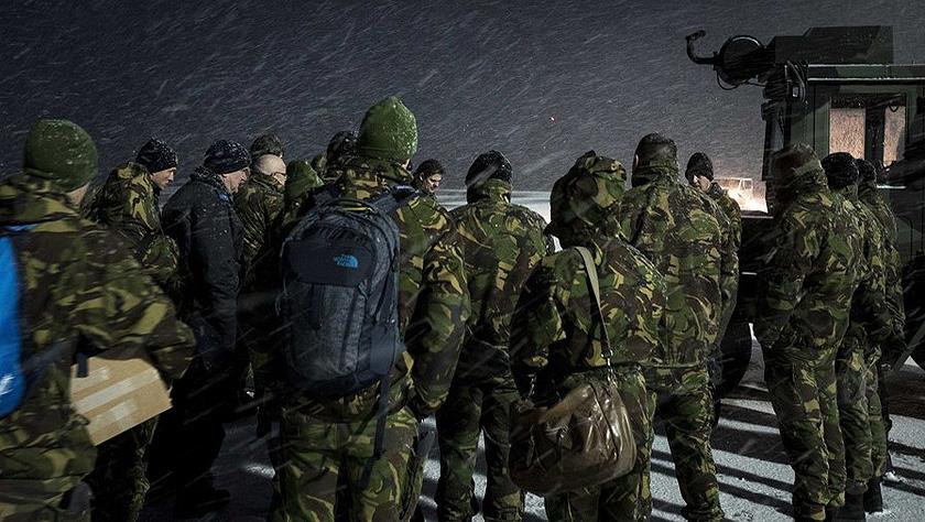 大写的尴尬!荷兰士兵必须在北约演习之前自行购买冬季内衣