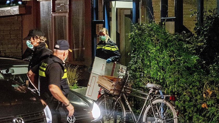 荷兰警方逮捕7名涉嫌策划恐怖袭击嫌疑人