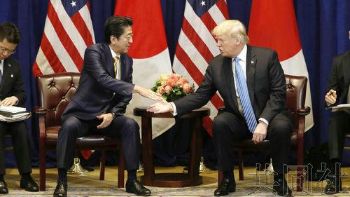 日媒称美日贸易谈判日本已举白旗:美摩拳擦掌打起如意算盘