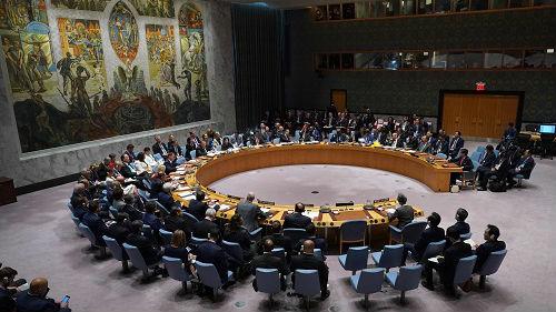 """外媒:中俄促安理会放松对朝制裁 呼吁进行""""适时调整"""""""