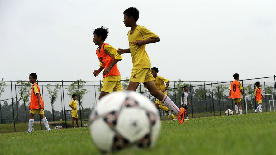 亚洲足球水平不行?日媒:不影响足球商业在亚洲崛起