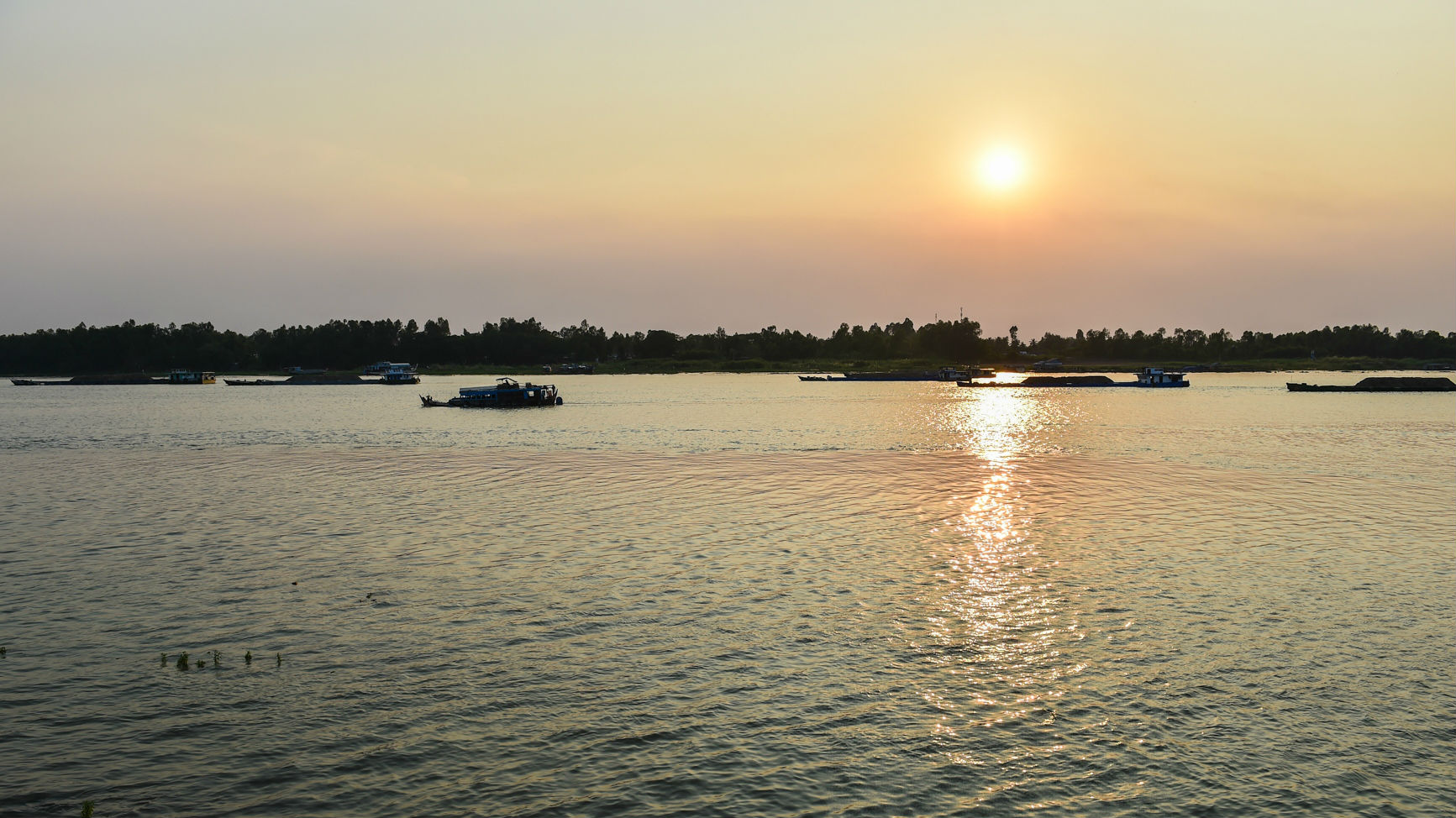 日媒:日本将提出新战略 推进湄公河国家基础设施建设