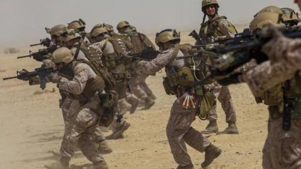 为对抗中国支招?美智库称美陆战队对华作战能力恐存缺陷
