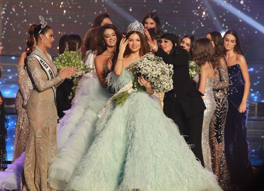 2018黎巴嫩小姐出炉