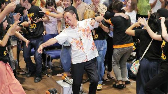 日媒:冲绳选举失败打击安倍政权 明年国会选举打上问号