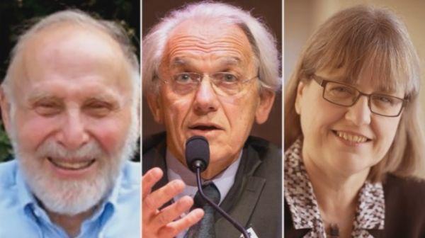 境外媒体:美法加三物理学家分享诺贝尔奖