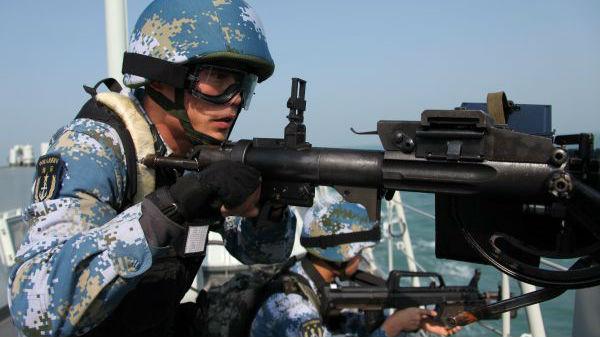 "CNN披露美海军密谋对华""炫肌肉"":在南海台海密集行动"