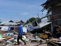 印尼地震海啸灾区掠影