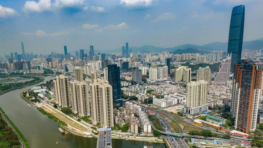 """从""""深圳速度""""到""""十大挣钱的行业高度""""——深圳经济特区创新发展纪实"""
