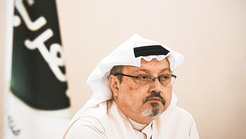 """杀手部队来过?沙特记者在本国驻土领馆神秘""""消失"""""""