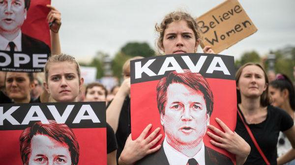 海外媒体称卡瓦诺之争撕裂美国社会:美政坛完成右转