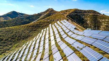 河北武安:发展光伏发电 推广清洁能源