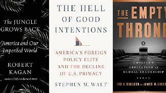 世界會再次變成黑暗叢林嗎?——評三本美國外交政策新書