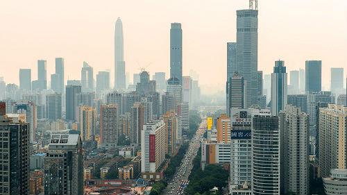 西媒关注深圳40年巨变:从小渔村到繁华大都市