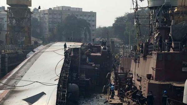 """外媒称印度造舰耗时是中国3倍:""""狂买""""难消技能短板"""