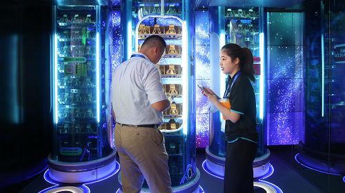 中国科技企业AI投资远超美企 英媒:中国市场占据数据优势