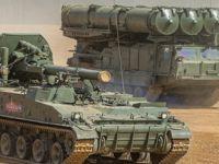 能打战术核炮弹!俄军重炮云集威慑美军