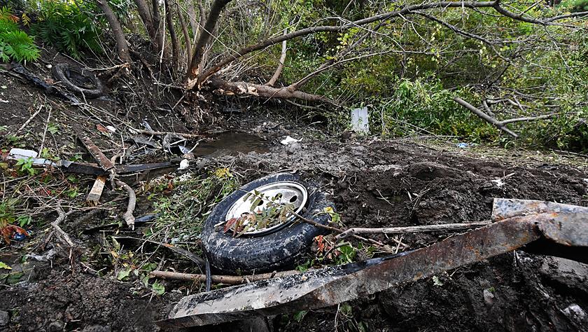 美国发生近十年来最严重车祸 导致20人丧生