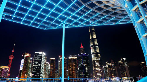 外媒:中国筹备进博会用上高科技 孕育无限商机
