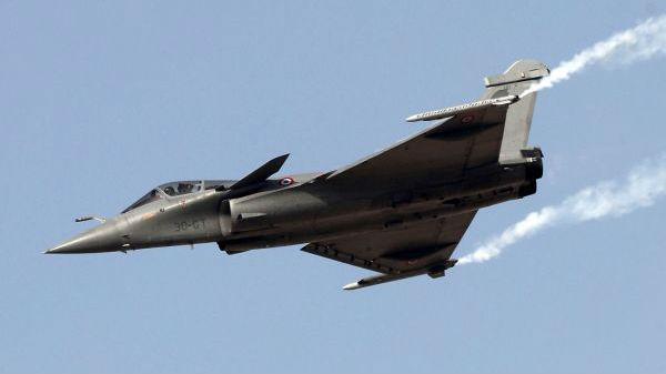 """印空军参谋长力挺""""阵风""""交易:这款战机能改变游戏规则"""