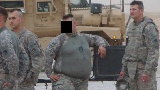 """超6成美军人被指肥胖:导致陆战队和空军""""战力疲软"""""""