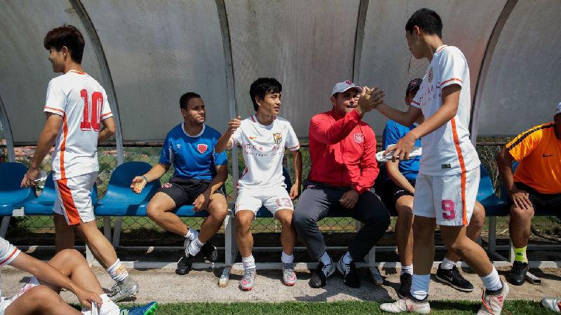 外媒:青训向巴西取经 足球的力量让中巴两国相互吸引