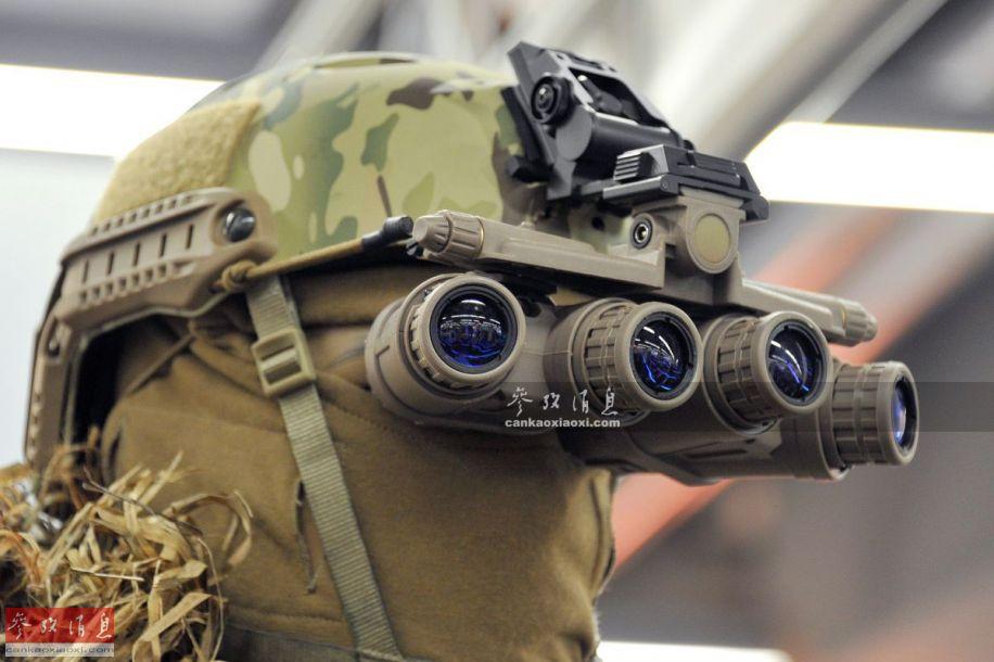 GPNVG-18夜视仪的工作时间可持续8个小时。功能如此强大,其价格也不菲,单价超过6万美元。