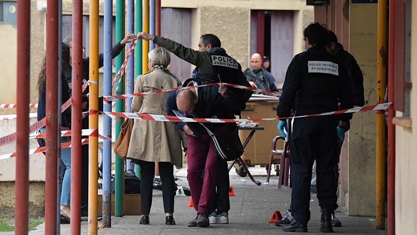 法国图卢兹市郊区发生枪击事件造成一死两伤
