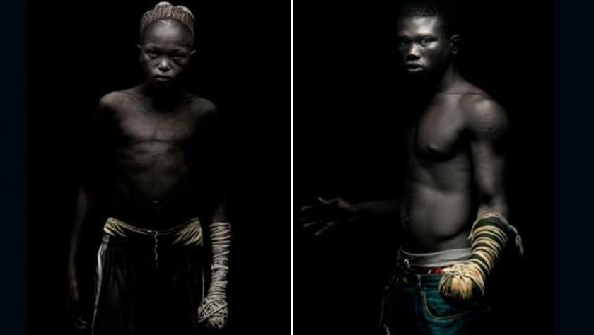 """单手""""杀"""",被遗忘的非洲搏击艺术"""