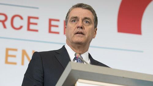 外媒:WTO对中美贸易战后果发警告 澳日呼吁妥善解决分歧