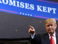 特朗普说美朝向导人第二次会面在美中期推举后举行