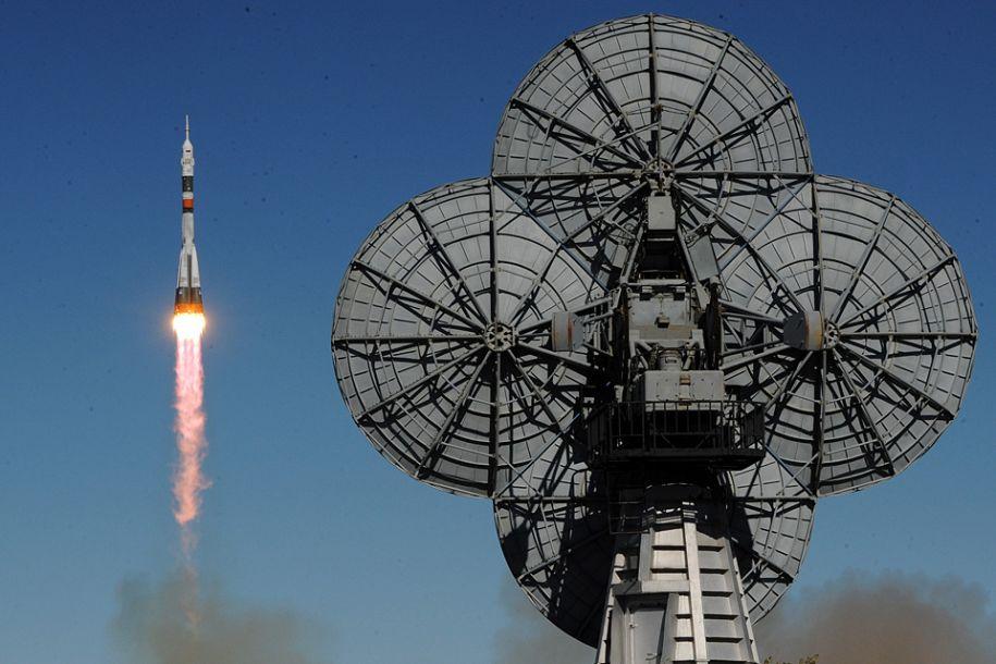 俄载人飞船发射失败 宇航员告急着陆生还