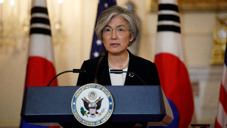 韩国欲撤销对朝制裁?特朗普:我们不同意,他们不会做