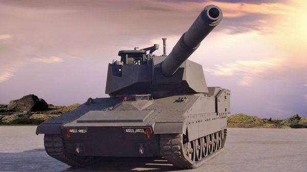 """M1坦克太拖节奏!美陆军将购买500辆更全能""""轻坦克"""""""