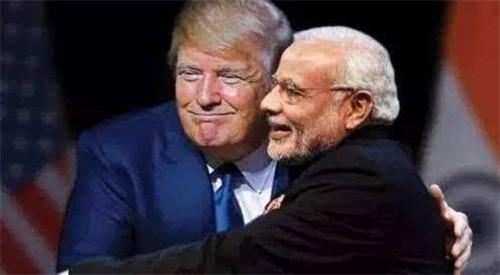 特朗普对印度很生气,但是办法真不多——