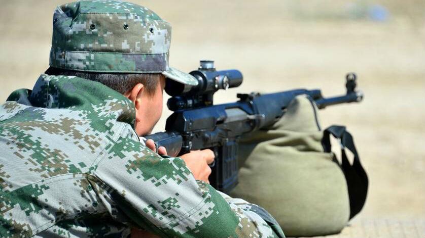 """美媒关注中国陆军狙击手训练 新模式让""""天才射手""""脱颖而出"""