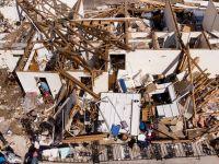 """飓风""""迈克尔""""重创美国东南多州"""