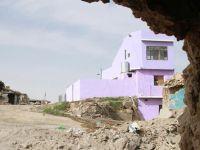 摩苏尔废墟中建起首座新房