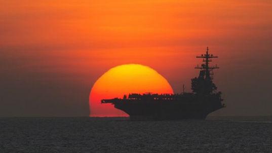 成立于1775年!美海军庆祝243岁生日